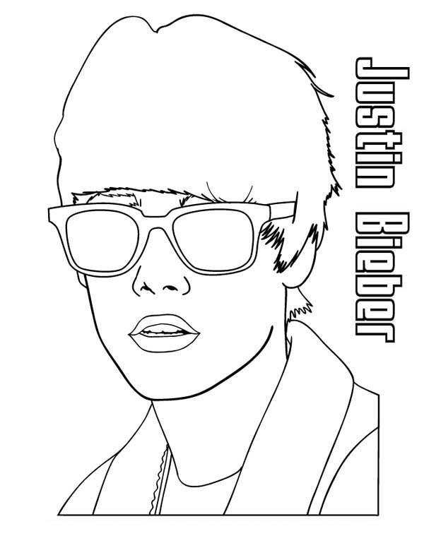Justin Bieber Coloring Pages Latest Coloring Pages Little Mermaid