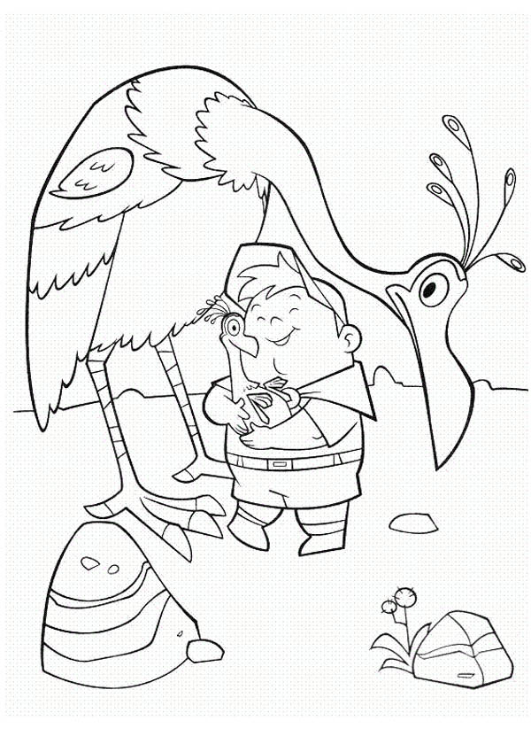 seagull cartoon - Google Search | Nemo coloring pages, Finding ... | 840x600