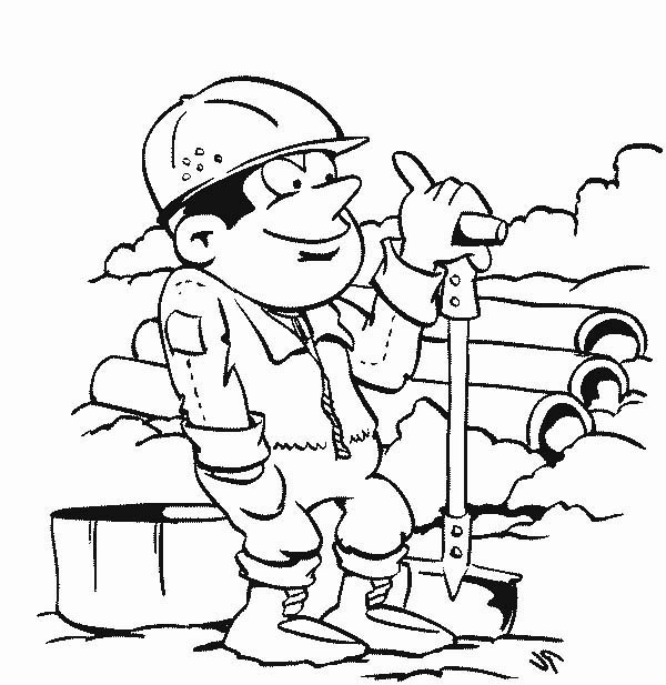 activity in community helpers coloring page netart. Black Bedroom Furniture Sets. Home Design Ideas