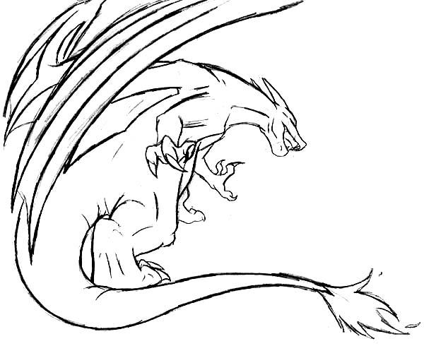 big charmander coloring pages - photo#26