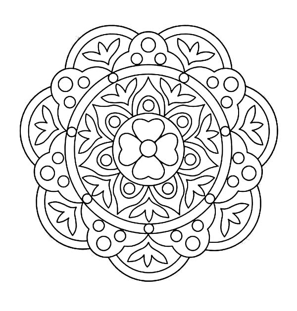 Diwali Coloring Pages From the Book: Lights, Camera, Diwali ... | 629x600