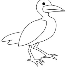 seagull in flight coloring pages - photo#18