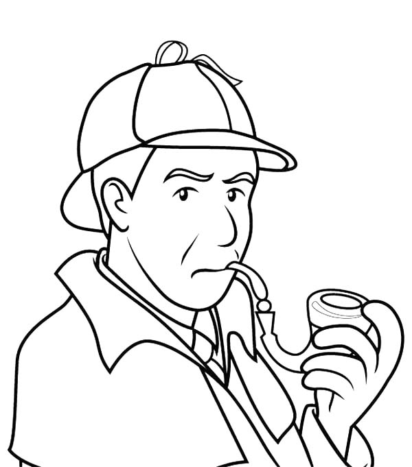 coloring pages anti smoking - photo#46