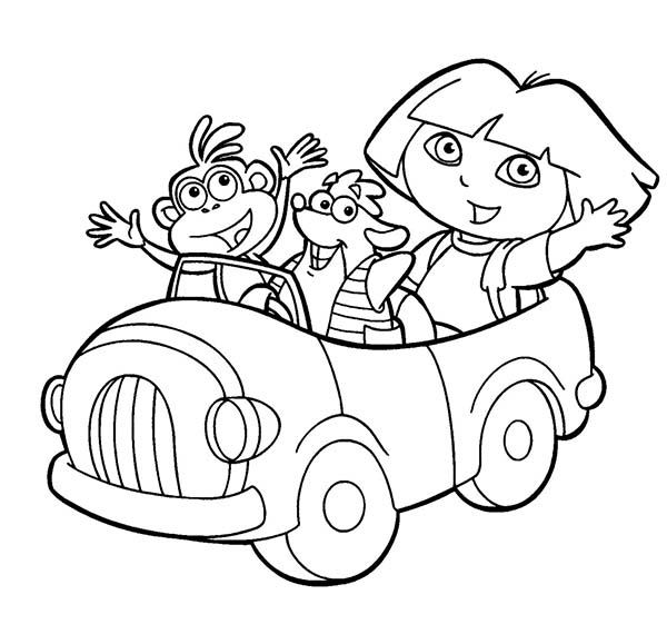 coloring.rocks! | Fox coloring page, Animal coloring pages, Coloring pages | 579x600