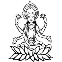 Happy Diwali Coloring Page
