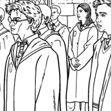 harry potter movie coloring pages - photo#44