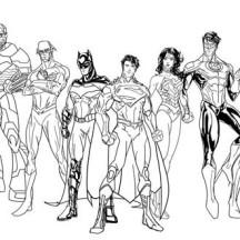 Justice League Netart