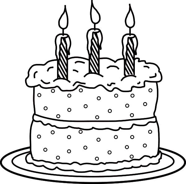 Birthday Cake NetArt
