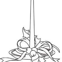 free-coloring-pages-for-christmas-tall-candle