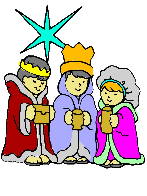 Great Three King The Bible Heroes Coloring Page by years old June D  Tourville